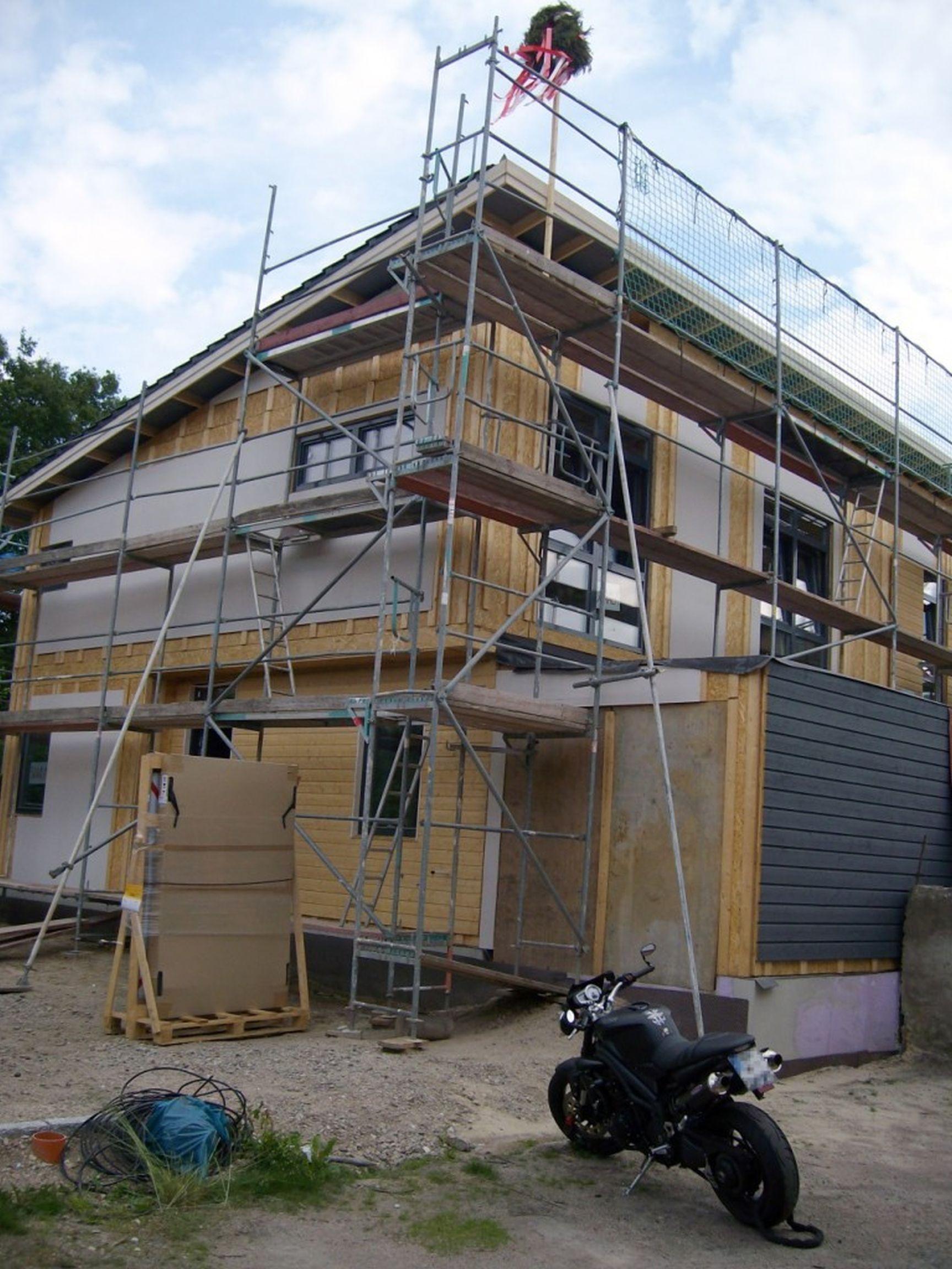 Modernes Pultdachhaus In Hamburg Arcticlifehouse